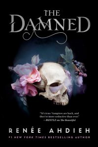 the damned renee ahdieh book cover