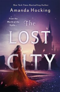 the lost city amanda hocking book cover