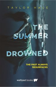 the summer I drowned taylor hale book cover
