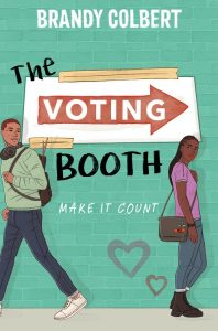 the voting booth brandy colbert book cover
