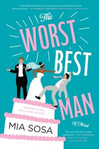 the worst best man mia sosa book cover