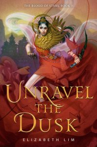 unravel the dusk elizabeth lim book cover